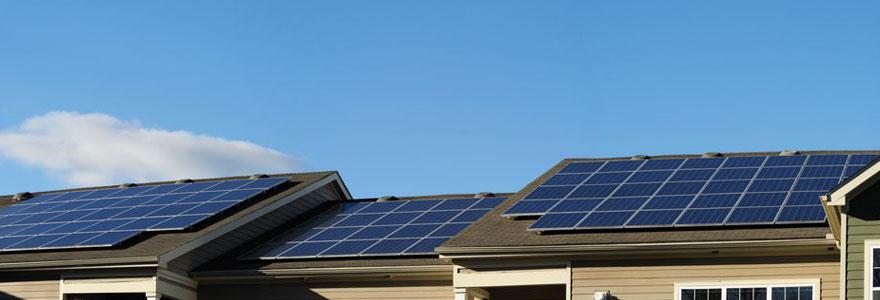 panneaux solaires photovoltaiques