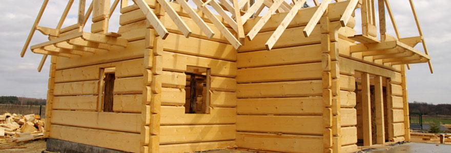 Construire une maison écologique en bois